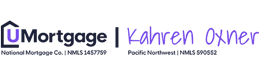 Kahren Oxner – Mortgage Broker Logo